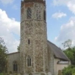 All Saints Church, Old Buckenham, Norfolk, United Kingdom