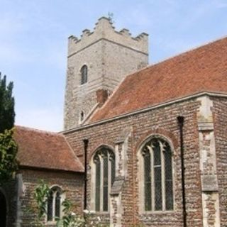 All Saints Church, Fordham, Essex, United Kingdom