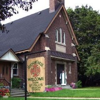 St. Paul's Anglican Church - Greenfield Park, Quebec