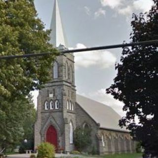 Holy Trinity Church - North Gower, Ontario
