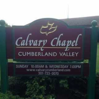 Calvary Chapel of the Cumberland Valley - Hagerstown, Maryland