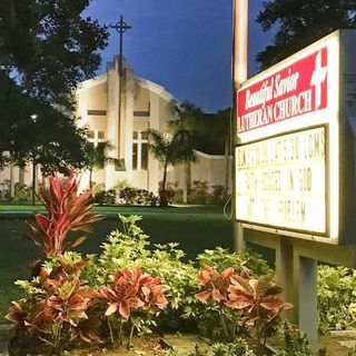 Beautiful Savior Lutheran Church Sarasota FL - photo courtesy Sean Duade