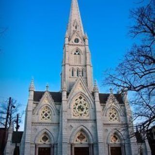 St. Mary's Cathedral Basilica - Halifax, Nova Scotia