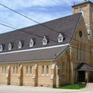 St. John Catholic Church - Arthur, Ontario