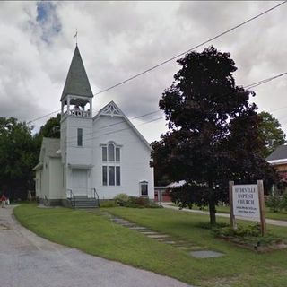 Photo of Hydeville Baptist Church - Hydeville, Vermont, United States