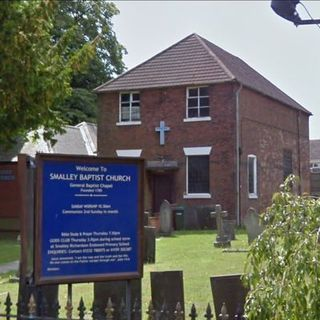 Photo of Smalley Baptist Church - Smalley, Derbyshire, United Kingdom: Smalley Baptist Church, Smalley, Derbyshire, United Kingdom