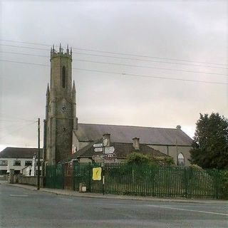 St Brigid's Church, Hacketstown, County Carlow, Ireland
