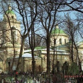 Advent Orthodox Church - Moscow, Moscow