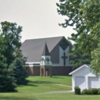 Church Of St. Paul, Nicollet, Minnesota, United States