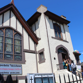 All Nations Baptist Church, Woodhaven, New York, United States