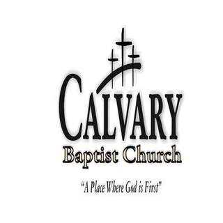 Calvary Baptist Church - West Siloam Springs, Oklahoma