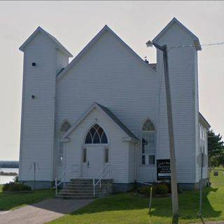 Little Narrows Presbyterian Church - Whycocomagh, Nova Scotia