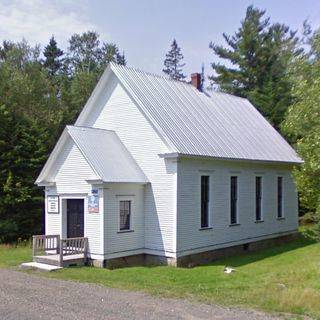 Acton Presbyterian Church - Acton, New Brunswick