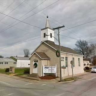 Zion United Church of Christ, Central City, Illinois, United States