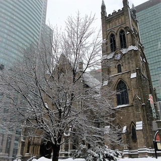 St. George's Anglican Church - Montreal, Quebec