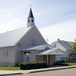 Immaculate Heart of Mary, Bashaw - Bashaw, Alberta