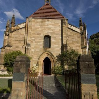 Holy Trinity Garrison Church - Millers Point, New South Wales