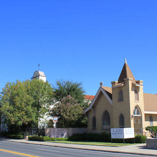 St. Andrew's Episcopal Church - Las Cruces, New Mexico
