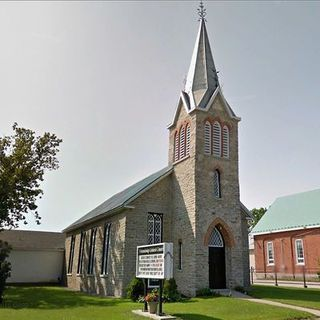 Friendship United Church, Demorestville, Ontario, Canada