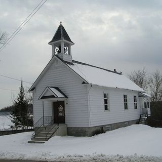 Photo of Low United Church - Low, Quebec, Canada