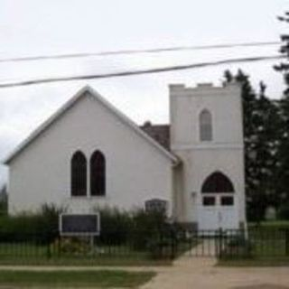 Bissell Memorial United Church - Andrew, Alberta