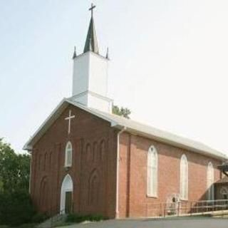 All Saints Church, Taylorsville, Kentucky, United States