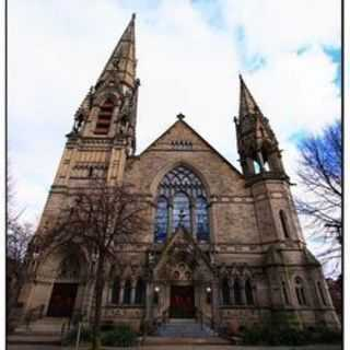 Calvary United Methodist Church - Pittsburgh, Pennsylvania