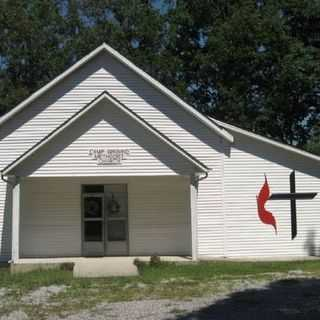 Campground United Methodist Church - Red Boiling Springs, Tennessee