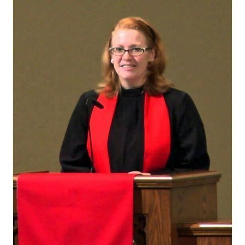 Pastor The Reverend Marie Mainard O'Connell